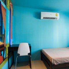 Everyday Bangkok Hostel Стандартный номер