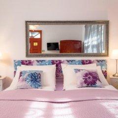 Отель Anastasia Suites Zagreb 4* Улучшенный люкс с различными типами кроватей фото 2