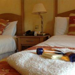 The Lucan Spa Hotel 3* Стандартный номер с 2 отдельными кроватями фото 2