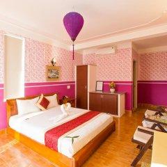 Отель Vy Hoa Hoi An Villas 3* Вилла с различными типами кроватей фото 10
