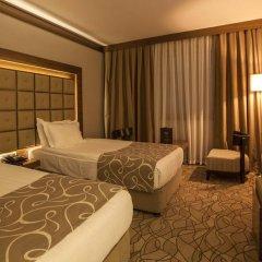 Grand Hotel Gaziantep 5* Стандартный номер с различными типами кроватей фото 10
