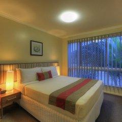 Отель Tropixx Motel & Restaurant 4* Номер Делюкс с различными типами кроватей