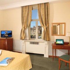 Hotel Delle Vittorie 3* Стандартный номер с двуспальной кроватью фото 5