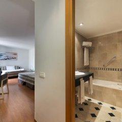 Отель Eurostars Mediterranea Plaza 4* Стандартный номер с двуспальной кроватью фото 7