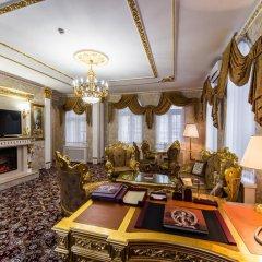 Hotel Petrovsky Prichal Luxury Hotel&SPA 5* Люкс разные типы кроватей фото 9