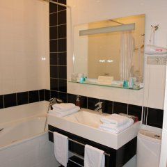 Мини-отель Крокус SPA Стандартный номер с различными типами кроватей фото 6