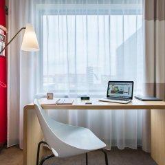 Отель ibis Wroclaw Centrum 3* Стандартный номер с различными типами кроватей фото 6