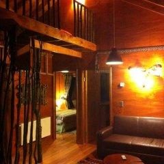 Hotel Boutique Nalcas Улучшенное бунгало с различными типами кроватей фото 19