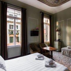 Отель Palazzo Rosa 3* Улучшенный номер с различными типами кроватей фото 3