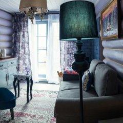 Мини-отель Грандъ Сова Люкс с двуспальной кроватью фото 12