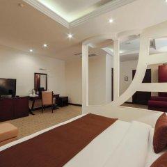 Отель Jannat Regency Бишкек комната для гостей