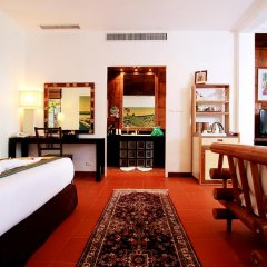 Отель Mom Tri S Villa Royale 5* Стандартный номер фото 20