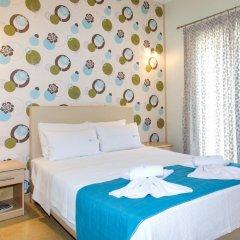 Отель Kaplanis House Греция, Ситония - отзывы, цены и фото номеров - забронировать отель Kaplanis House онлайн комната для гостей фото 4