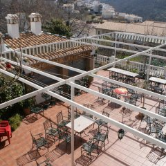 Hotel Juan Francisco балкон