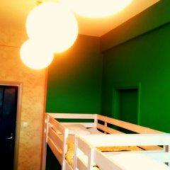 WDj Hostel Кровать в общем номере с двухъярусной кроватью фото 7