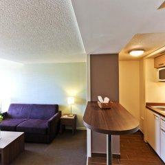 Отель Residence La Reserve Франция, Ферней-Вольтер - отзывы, цены и фото номеров - забронировать отель Residence La Reserve онлайн комната для гостей фото 2