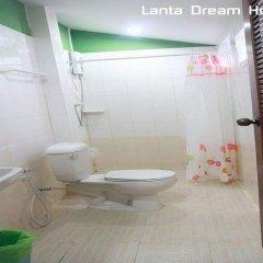 Апартаменты Lanta Dream House Apartment Ланта ванная