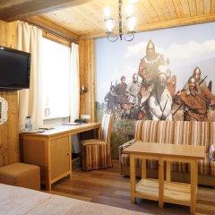 Отель Синема клуб Иоанн Васильевич 4* Стандартный номер фото 10