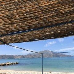 Hotel Alba-Gert пляж