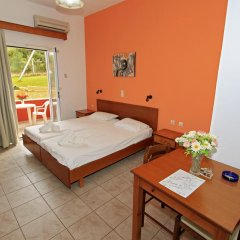 Апартаменты Lofos Apartments комната для гостей фото 3