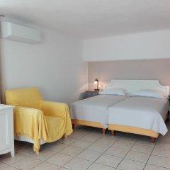Deliades Hotel комната для гостей