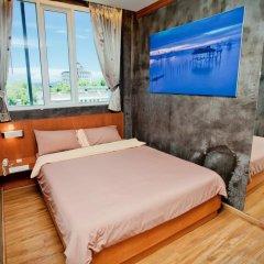 Отель Chaphone Guesthouse 2* Улучшенный номер с разными типами кроватей фото 4