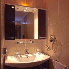 Pamuk City Hotel 3* Стандартный номер с различными типами кроватей фото 3