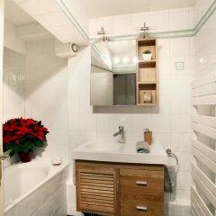 Отель Bourbon Exclusive With View Париж ванная