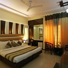 Отель Star Plaza 3* Номер Делюкс с различными типами кроватей фото 10