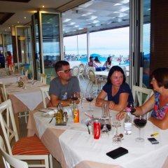 Отель Arberia Албания, Голем - отзывы, цены и фото номеров - забронировать отель Arberia онлайн питание