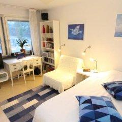 Отель Södermalm Home Stay Швеция, Стокгольм - отзывы, цены и фото номеров - забронировать отель Södermalm Home Stay онлайн комната для гостей фото 2