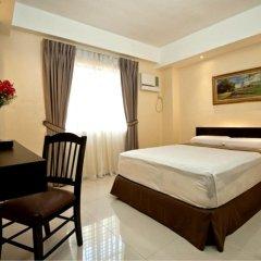 Отель M Citi Suites 3* Стандартный номер с двуспальной кроватью фото 8