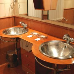 Mini Hotel on Alleya ванная