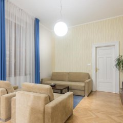 Отель Rezidence Ostrovní 4* Студия фото 5