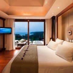 Отель Ayara Hilltops Boutique Resort And Spa Пхукет комната для гостей фото 2