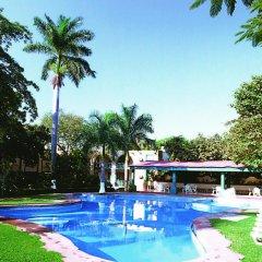 Отель Mision Ciudad Valles Мексика, Сьюдад-Вальес - отзывы, цены и фото номеров - забронировать отель Mision Ciudad Valles онлайн бассейн