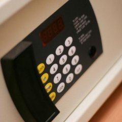 Гостиница Командор Стандартный номер с различными типами кроватей фото 18