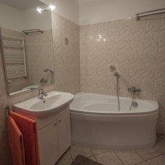 Отель Velvet Łucka Польша, Варшава - отзывы, цены и фото номеров - забронировать отель Velvet Łucka онлайн ванная