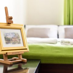 Arte Hostel Познань комната для гостей фото 2
