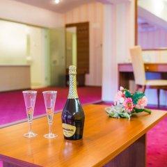 SPA Hotel Borova Gora 4* Люкс повышенной комфортности с различными типами кроватей фото 13