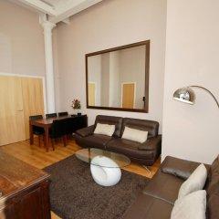Отель Terracotta - Glasgow City Centre Apartment Великобритания, Глазго - отзывы, цены и фото номеров - забронировать отель Terracotta - Glasgow City Centre Apartment онлайн комната для гостей фото 5