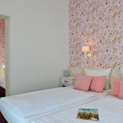 Hotel Domspitzen 3* Стандартный номер с различными типами кроватей фото 4