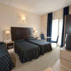 Отель c-hotels Club House Roma 4* Стандартный номер с двуспальной кроватью