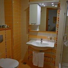 Отель GT Emerald Resort & SPA Apartments Болгария, Равда - отзывы, цены и фото номеров - забронировать отель GT Emerald Resort & SPA Apartments онлайн ванная фото 2