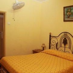 Отель Pensao Residencial Flor dos Cavaleiros 2* Стандартный номер с различными типами кроватей фото 6