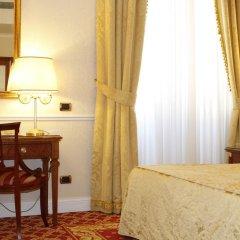 Отель Villa Pinciana 4* Стандартный номер с двуспальной кроватью фото 5