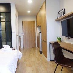 Отель My loft residence 3* Студия с различными типами кроватей фото 12