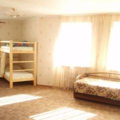Хостел на Залесской Стандартный номер с различными типами кроватей фото 4