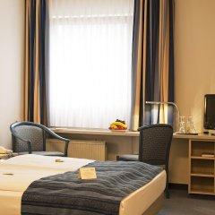 Hotel Novalis Dresden 3* Стандартный номер с различными типами кроватей фото 3