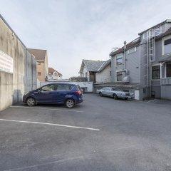 Stavanger Lille Hotel & Cafe 3* Номер с общей ванной комнатой с различными типами кроватей (общая ванная комната) фото 7